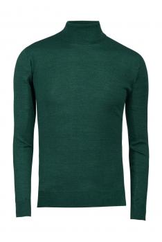 Slim body Green Sweater