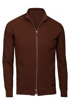 Slim body Brown Sweater