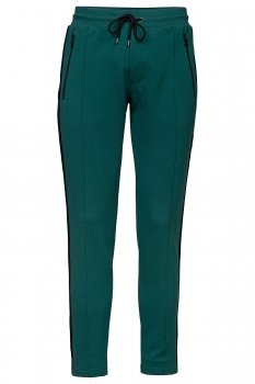 Pantaloni trening slim Verzi Uni
