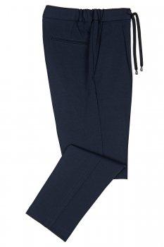 Pantaloni slim Albastri Uni