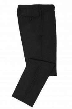 Pantaloni riccof superslim negri uni