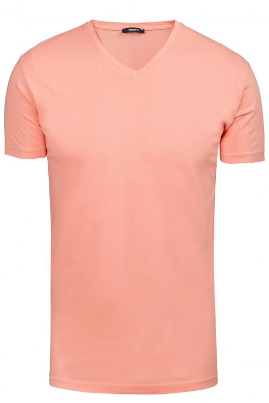 Tricou roz uni