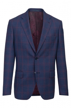 Slim body Blue Carouri Blazer