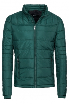 Green Plain Jacket