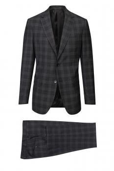 Superslim Black Carouri Suit