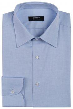 Camasa Superslim Bleu print Geometric