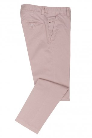 Pantaloni lila uni