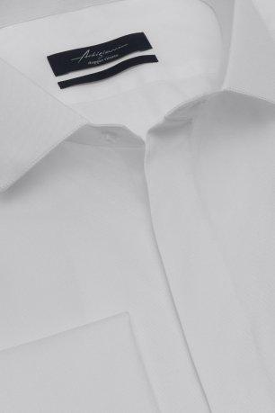 Camasa slim alba uni