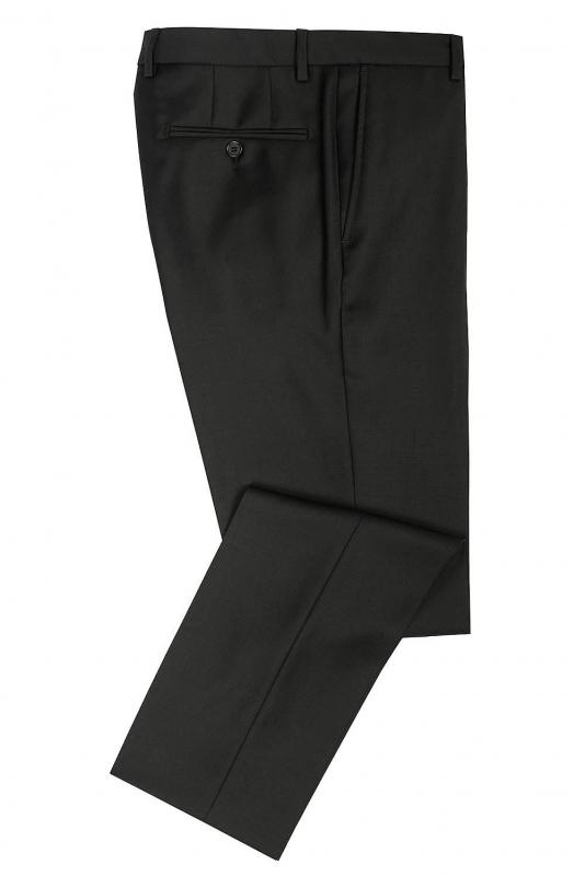 Pantaloni fabian negri uni