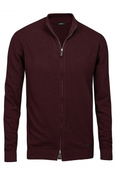 Clasic fit Burgundy Sweater