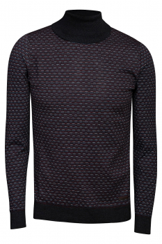 Slim body Multi-colored Sweater
