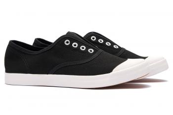 Black Cotton Shoes