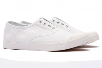 White Cotton Shoes