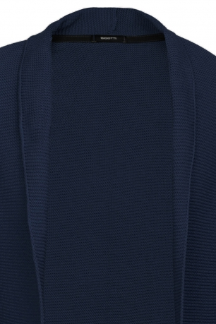 cardigan slim bleumarin uni