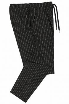 Slim body Grey Stripe Trouser
