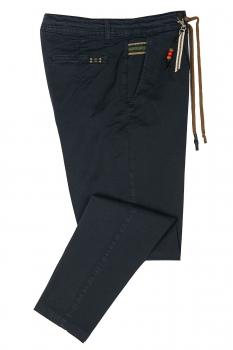 Baggy Navy Plain Trouser