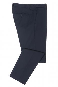 Slim Navy Plain Trouser