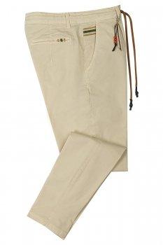 Pantaloni confort Bej Uni