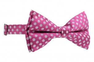 Papion roz print geometric
