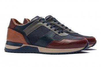 Sneakers Multicolori Bumbac si poliester