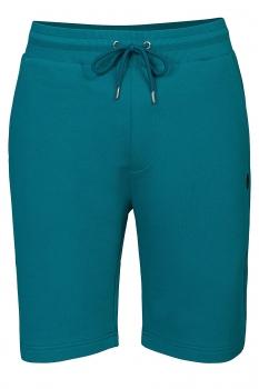 Pantaloni scurti slim Bleu Uni