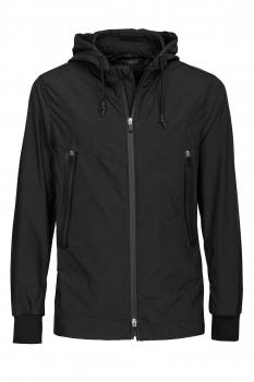 Black Plain Jacket