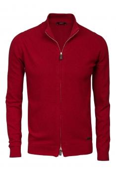 Slim body Red Sweater