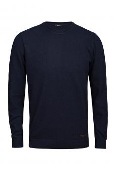 Regular Navy Sweater