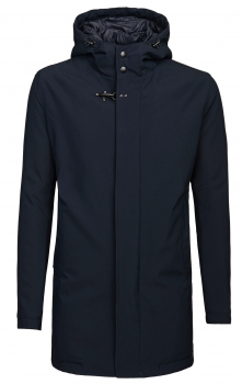 navy plain jacket