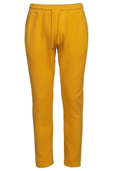 Slim body Yellow Plain Trouser