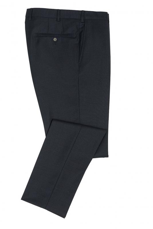 Pantaloni superslim fabian bleumarin uni