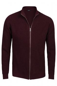 Regular grena Sweater