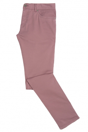 Pantaloni slim tivoli mov uni