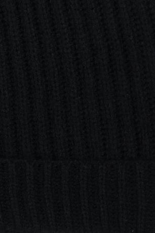 Caciula casual neagra