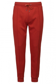 Slim body Orange Plain Trouser
