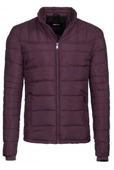 Purple Plain Jacket