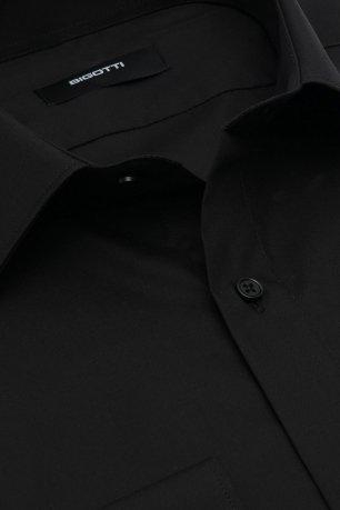 Camasa shaped neagra uni