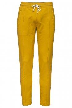 Pantaloni trening slim Galbeni Uni