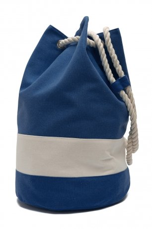 Rucsac bleumarin de plaja