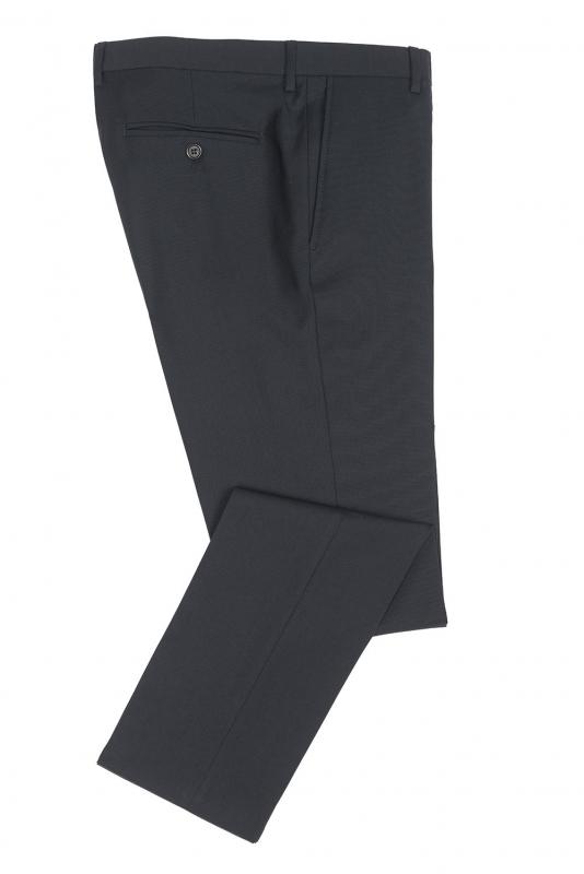 Pantaloni ricco bleumarin uni