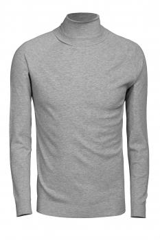 Slim body Grey Sweater