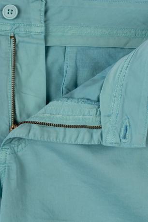 Pantaloni Scurti Albastri Uni