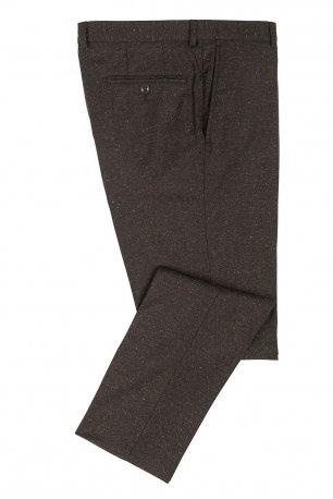 Pantaloni superslim fabian maro uni