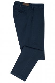 Regular Navy Plain Trouser