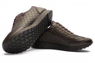 Sneakersi Maro Piele naturala