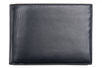Wallet Navy Genuine leather