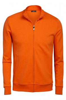 Slim body Orange Sweater