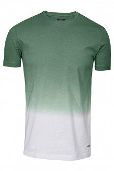 Tricou slim Verde