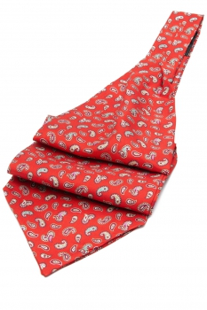 red floral ascottie