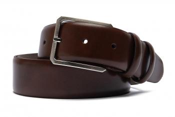 Belt Brown Genuine leather